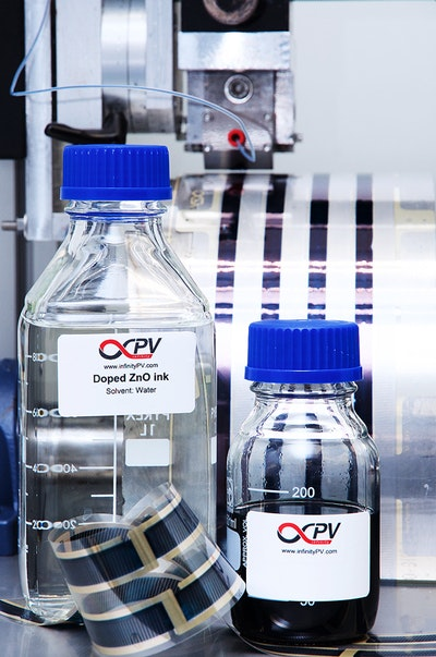 Ready-made solar ink paves way for high volume production