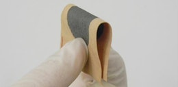 Environmentally-friendly graphene textiles for wearable electronics