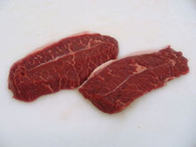 Proposition for 3D printed meat for aged care