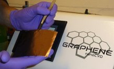 Ground-breaking production method to accelerate graphene revolution