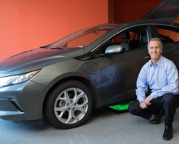 WiTricity working with GM to test wireless EV charging system