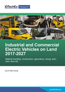 Industrial and Commercial Electric Vehicles on Land 2017-2027