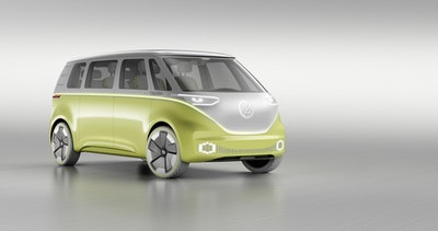 Volkswagen presents the ID Buzz