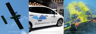 Webinar Thursday 26 January - Autonomous vehicles