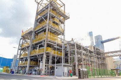 LG Chem starts operation of carbon nanotube plant
