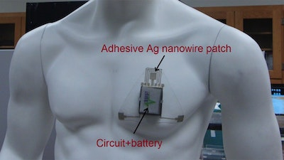Low-cost sensor to measure skin hydration