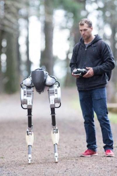 Agility Robotics aims to revolutionize robot mobility