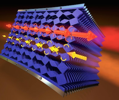 New metamaterials could improve energy absorption and harvesting