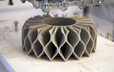 Grant to develop 3D printing of ceramic materials for aerospace