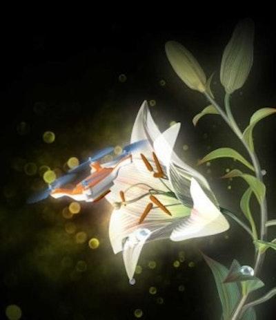 Tiny drones as artificial pollinators