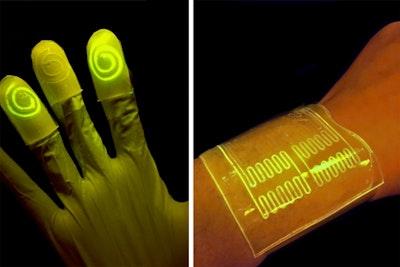 Living sensors at your fingertips
