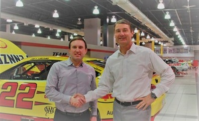 Team Penske and Stratasys form technical partnership