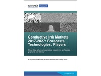Conductive Ink Markets 2017-2027