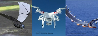 Webinar Tues 14 March - Electric Drones Reinvented