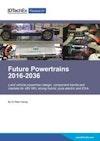 Future Powertrains 2016-2036