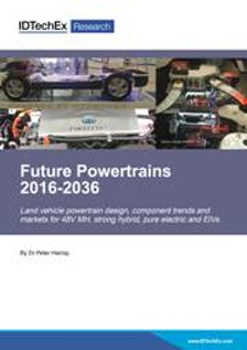 Future Powertrains 2016-2036