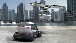 Pop.Up flying car concept from Airbus