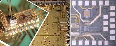 Micro-energy harvester for self-sustaining, integrated chip systems