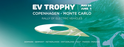 Electric vehicle rally for Europe's green future