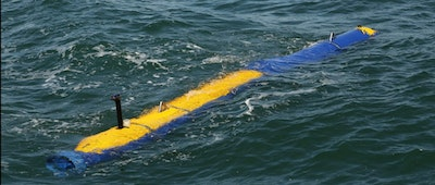 Unmanned undersea vehicle completes mine-hunting evaluation