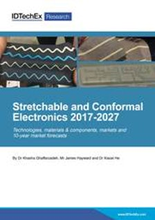 Stretchable and Conformal Electronics 2017-2027