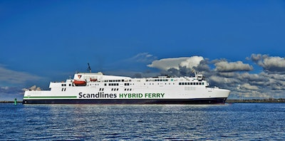 Long-term service agreement for world's largest hybrid ferry fleet
