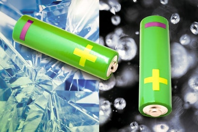 How some battery materials expand without cracking
