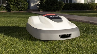 Honda introduces first robotic lawn mower