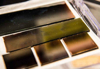 New perovskite ink opens window for quality cells