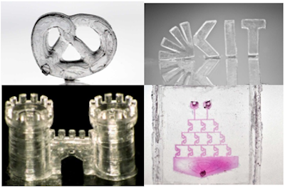 3D-Printing of glass now possible