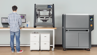 Desktop Metal emerges from stealth mode offering two metal printers