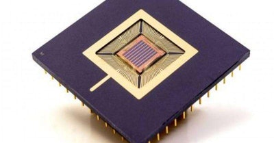 Self-learning neuromorphic chip that composes music