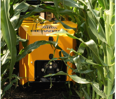 Agricultural robots: bringing data to least digitised major industry