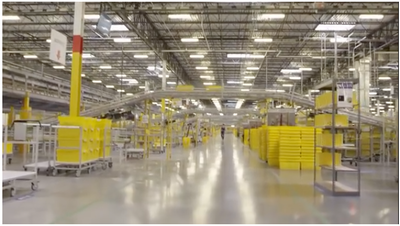 Amazon Robotics facility opening in Colorado