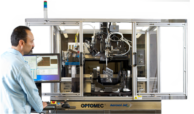 Optomec teams with Lockheed and GE to secure NextFlex contract award