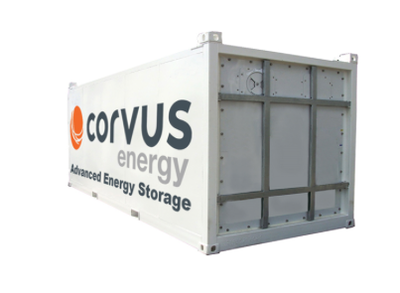 Corvus Energy Inc secures financing to grow international business