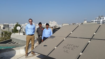 Air pollution casts shadow over solar energy production