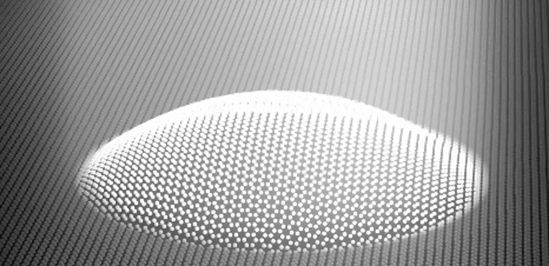 Researchers Create Very Small Sensor Using White Graphene