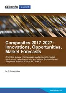 Composites 2017-2027: Innovations, Opportunities, Market Forecasts