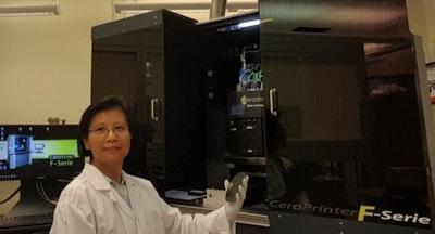Acquisition of CERADROP hybrid 3D digital deposition platform