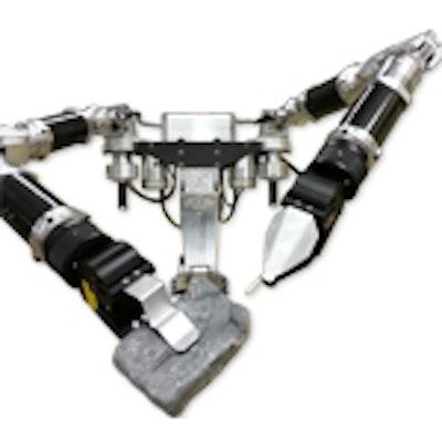 Collaboration on bomb disposal robots