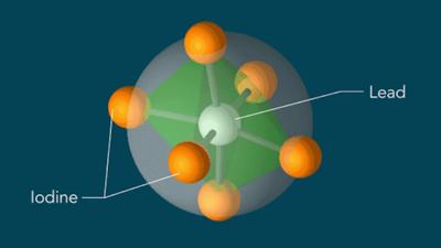 Molecular movie exposes perovskite solar cell's inner workings