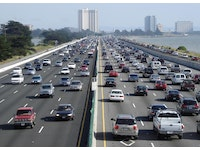 Removing cars from cities: Perfect storm