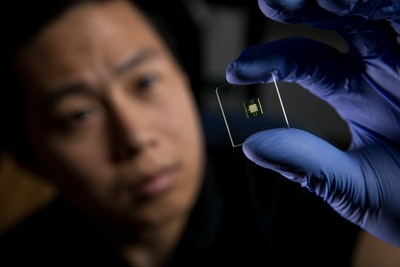 Professors 3D-print first truly microfluidic lab on a chip device
