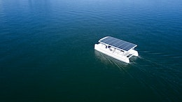 Energy Independent Electric Boats and Ships Lead the Way