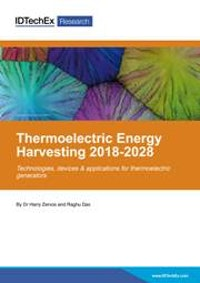 Thermoelectric Energy Harvesting 2018-2028