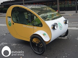 Electric Trikes Improve