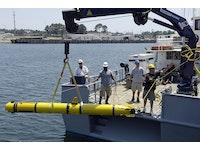 Underwater energy transfer