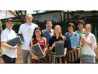Solar Powered Educational Learning Library (SolarSPELL)