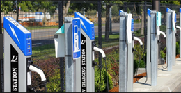 Goodbye roadside charging stations